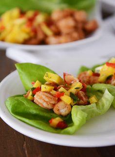 shrimp lettuce wraps1