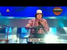 Kabaret Smile Kierowca TIR- a Stanisław - YouTube