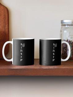 🖤 #hjorleifsonart #wolf #futhark #mug #coffeelover #vikings #vikingsymbols #vikingstyle #icelandic #artist #runes
