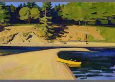Kurt Solmssen Paintings 2013