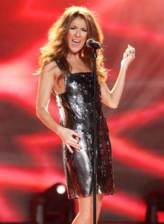 SHE'S BACK! ...Superstar Celine Dion is back in Las Vegas at Caesars Palace performing all of her greatest hits! ...Her first show is TUESDAY night and her residency runs till Sept. 1 ! ...Here's a review of her HOT show from earlier this year.. http://www.chicagomusicmagazine.com/reviews/celine-dion-shines-in-las-vegas-at-caesars-palace/