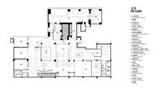 Family Box Qingdao,Fifth Floor Plan
