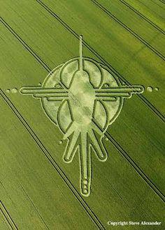 Los Crop Circles Mas Raros