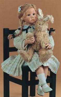 Hildegard Gunzel Laurea doll for 2001