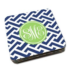 Great website for monogrammed items..picture frames, tote bags, dog bowls, etc