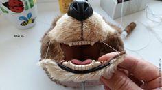 Как сделать зубки для тедди - http://www.livemaster.ru/jemmak Ярмарка Мастеров - ручная работа, handmade