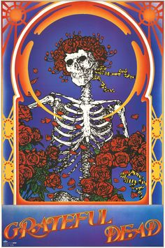 Grateful Dead Archive Online - Up and open to the public! aka Skull F*uck Grateful Dead Skull, Grateful Dead Image, Grateful Dead Poster, Rock Posters, Band Posters, Music Posters, Dead Images, Dead Pictures, Simpsons Drawings