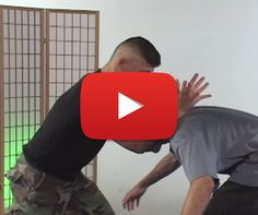 A front tackle is usually used by a bigger man with a weight advantage but with this simple monkey flip you can bring your attacker to the ground.