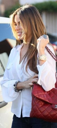 Sofia Vergara Street Chic