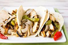 Grilled Chicken Fajitas by foodiebride, via Flickr