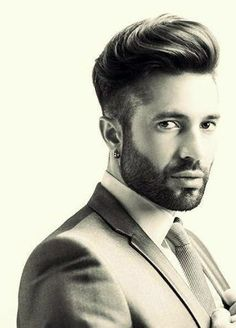 Admirable New Hairstyles For Men And Brushes On Pinterest Short Hairstyles Gunalazisus