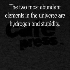 Funny Science Shirts and Jokes