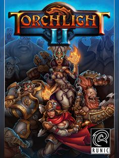 #giveaway: Torchlight II (PC) [Steam Key] - Ends 1/27/15