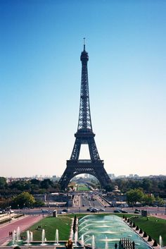 The Eiffel Tower in all its glory