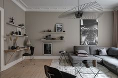 Stylish home in beige - COCO LAPINE DESIGNCOCO LAPINE DESIGN