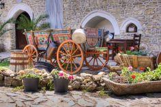 Bulgarian Gypsy Wagon ***