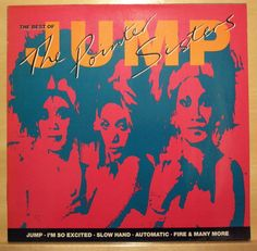 POINTER SISTERS - JUMP - The best of - near mint nm