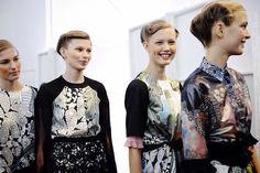 Prints#fashion show