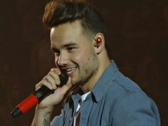 Liam performing at the 02 Arena in London (9/30/2015) #OTRALondon6