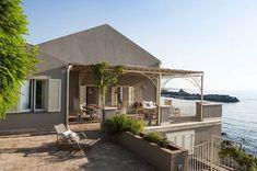 Ferienhaus Sizilien direkt am Meer - La Vela, Acireale