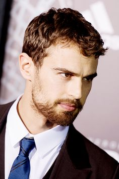 It's back! The original blog in honor of the talented actor with the enviable eyebrows, Theo James....