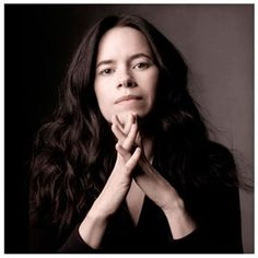 Natalie Merchant - one of the artists that my audiophile Dad and I both enjoy.