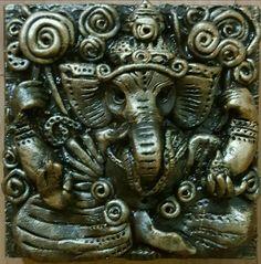 Ganesha mural