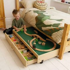 Creative Toy Storage Idea (54)