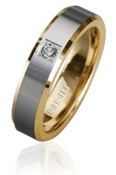 We have an amazing range of Infinity Wedding Bands available in Gold, Silver & Platinum