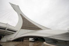 Olympic Stadium - Montreal, Canada