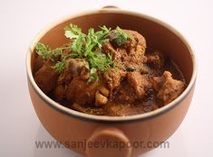 Puransingh Chicken Curry by Sanjeev Kapoor