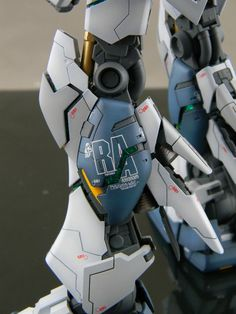 MG 1/100 Nu Gundam Ver.Ka: Modeled by chchek . Full Photoreview Wallpaper Size Images | gunjap