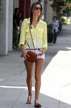 shorts w/shirt in!