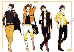 Noya's style