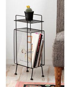 Mini Storage Rack from Urban Outfitters. Saved to My Home My Style. Shop more products from Urban Outfitters on Wanelo. Furniture, Home Accessories, Interior, Storage Rack, Home Decor, Home Deco, Mini Storage, Furnishings, Furniture Design