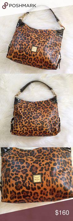 FLASH SALE‼️NWOT Dooney & Bourke Leopard Purse Gorgeous NWOT Dooney & Bourke leopard purse in perfect condition. Perfect for any season. So cute! 51gcddf Dooney & Bourke Bags Satchels