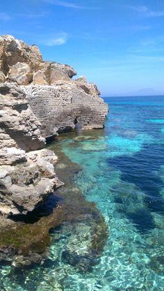Grotte bue marino - TA 5/28 (5/5 sur 286 avis) Tout près de la Cala Rossa à l'est donc ...