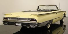 Maximum Weekend Showdown: Two 1960 FOMOCO Convertibles, Designed ...