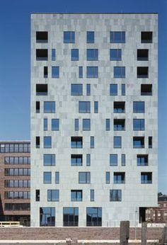 """Brooktorkai """"Germanischer Lloyd"""", Baufeld 1, HafenCity Hamburg - Projekt - architekten24.de"""