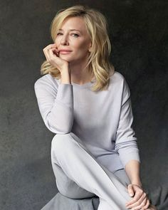 New image, for Marie Claire Spain (October 2016) Cate Blanchett