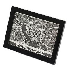 My design inspiration: Washington DC on Fab.