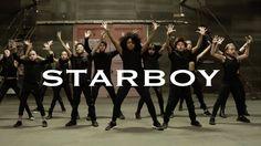 """STARBOY"" - The Weeknd ft Daft Punk Dance | @MattSteffanina Choreography"