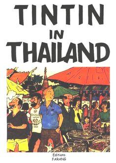 Les Aventures de Tintin - Album Imaginaire - Tintin in Thailand