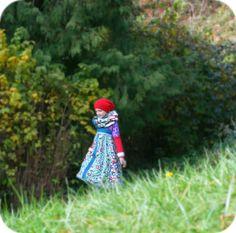 Rogerüths Garden: Snow white meets Nannerl and Carlitos :-)