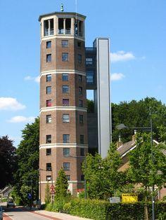 Olst Watertoren - Lijst van watertorens in Nederland - Wikipedia