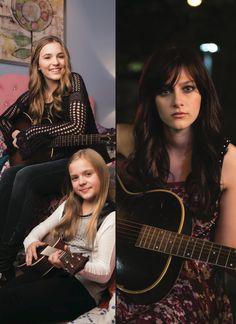 The Music Of Nashville season 3 vol. 2 digital booklet // Lennon & Maisy Stella // Aubrey Peeples // Layla Grant // Maddie and Daphnie Conrad