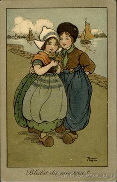 Bleibst Du Mir Treu? Florence Hardy Dutch Children