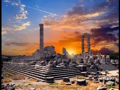 SECRETS OF ARCHAEOLOGY: Visit of the Sanctuaries of Apollo - http://quick.pw/1eu3 #travel #tour #resort #holiday #travelfoodfair #vacation