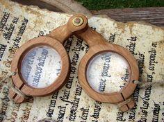 occhiali medievali