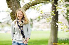 Senior pic idea? :D spring